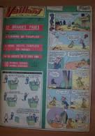 1960 Vaillant Le Journal Le Plus Captivant No 794-803,Album Relie, Bound Album,  Album Rilegato - Vaillant