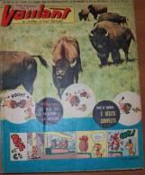 1963 Vaillant Le Journal Le Plus Captivant No 934-953,Album Relie, Bound Album,  Album Rilegato - Vaillant
