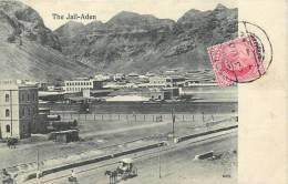 YEMEN THE JAIL ADEN - Yémen