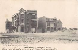 BRAY-DUNES GROUPE DE VILLAS 1900 - Non Classés