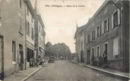 COLIGNY HOTEL DE LA CLOCHE 01 AIN - Frankrijk
