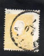 LOT 469 - AUTRICHE N° 11 Oblitéré  Type II  Cote 65 € - 1850-1918 Imperium