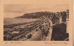 786 Le Havre Boulevard Albert 1er Et La Plage - Port