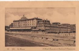 792 Le Havre L Hotel Frescati Et Boulevard Clemenceau - Autres