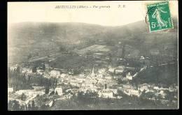 03 ARFEUILLES / Vue Générale / - France