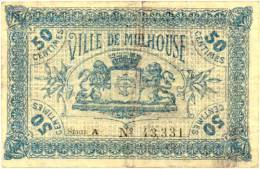 Mulhouse 50cent - Bons & Nécessité