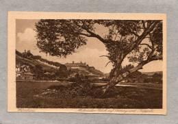 36481   Germania,   Malerischer  Blick  Auf  Festung  Und  Kappele,  NV - Wuerzburg
