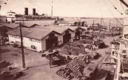 DAKAR Un Coin Des Quais 1936 * Livraison Gratuite * - Sénégal