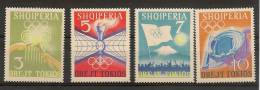 ALBANIA OLYMPIC  GAMES TOKYO AI - Summer 1964: Tokyo