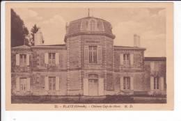 CP N° 21 -BLAYE -  Château Cap-de-Haut - Blaye