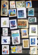 Japan - Japon - Mixed Selection Of Used Stamps On Paper - Various Years - Lot 37 - Japan