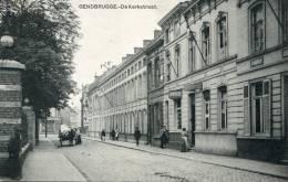 Gendbrugge  De Kerkstraat - België