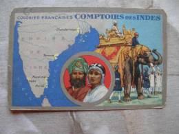 India - Comptoirs Des Indes     Elephant   D99931 - India