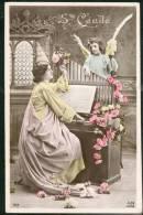 Sainte Cécile  (orgue) - Firstnames