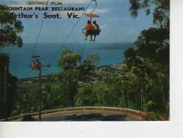 ARTHUR´S SEAT   MOUNTAIN PEAK RESTAURANT  OHL - Australië
