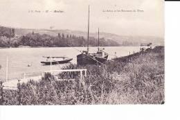 Meulan  --  La Seine Et Les Hauteurs De Thun - Meulan