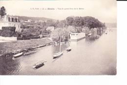 Meulan  --  Vue Du Grand Bras De La Seine - Meulan