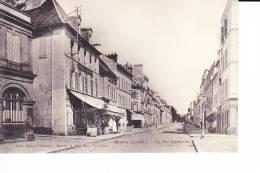 MEULAN  --  La Rue Gambetta - Meulan