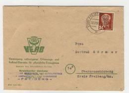 DDR Michel No. 252 gestempelt used