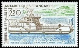 T.A.A.F. // F.S.A.T. 1991 - Bateau - 1v Neufs // Mnh Sheet - French Southern And Antarctic Territories (TAAF)