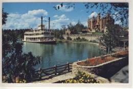 walt disney world,orlando - cruising the rivers of america - unjused