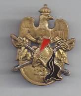 29° Régiment De Dragons - Drago 1422 émail - Armée De Terre