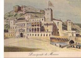 MONACO-Le Palais Princier - Monaco