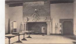 BR55847 Grande Salle     Vieux Chateau D Ecaussines Lalaing    2 Scans - Ecaussinnes