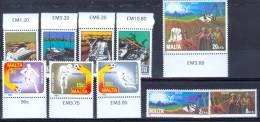 Malta 1982 Lot Of  10 Stamps  MNH** - Malte
