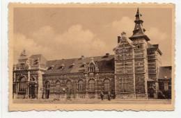 BR56144 La Gare  Saint Ghislain    2 Scans - Saint-Ghislain