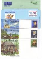 BIG - INTERI POSTALI , Piccolo Insieme Di Diversi Paesi - Stamps