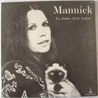 Marie ANNICK RETIF MANNICK  LP La Chance D'être Femme M / MINT Parfait état - New Age