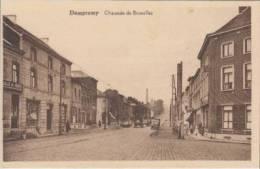 Dampremy      Chaussée De Bruxelles           Scan 3600 - Charleroi