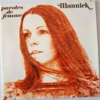 Marie ANNICK RETIF MANNICK  LP Paroles De Femme M / MINT Parfait état - New Age