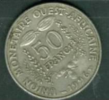 États De L´Afrique De L´Ouest 50 Francs 1996  - Pieb 5705 - Münzen
