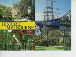 HISTORIC MELBOURNE    OHL - Melbourne
