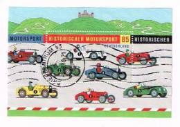 Deutschland Block 75 Historische Motorsport 2009 Berlin Zentrum - [7] Federal Republic