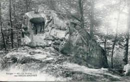 40 - RELANGES - La Roche Des Douze-Apôtres (date 1911) - Autres Communes
