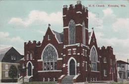 Wisconsin Kenosha M E Church