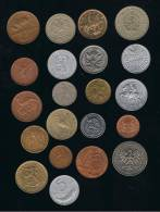ANIMALES - Lote 21 Monedas Diferentes # ANIMALS - Lot 21 Different Coins - Unclassified
