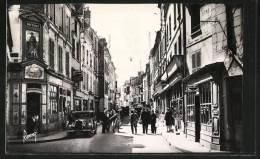 CPA Corbeil, La Rue St-Spire - Sin Clasificación