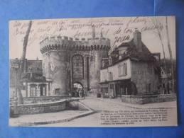 28-CHARTRES La Porte Guillaume , écrite Au Verso - Chartres