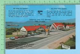 Quebec Canada  ( Auberge Du Faubourg  à Saint-Jean-Port-Joli  )Post Card Carte Postale 2scan - Non Classés