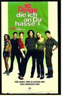 VHS Video  -  10 Dinge, Die Ich An Dir Hasse  -  Mit Heath Ledger , Julia Stiles , Gil Junger (Regisseur) - Video Tapes (VHS)