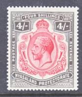 Nyassaland  Protectorate  21   ** - Nyasaland (1907-1953)