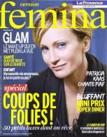 "Patricia Kaas  ""  Fémina  "" - People"