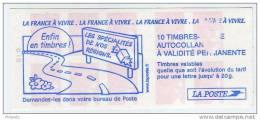France Carnet N° 3419 C9 - Impression Défectueuse De La Couverture - Carnets