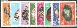 Romania 1966 Nuovo** - Mi.2544/51  Yv.2240/47 - 1948-.... Repubbliche