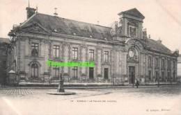CPA 27 EVREUX  LE PALAIS DE JUSTICE - Evreux