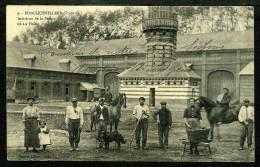 62 - FONCQUEVILLERS - RARE - Intérieur De La Ferme De La Haie - BELLE ANIMATION - France
